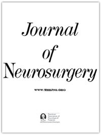 Cover Volume null: Issue null: Journal of Neurosurgery