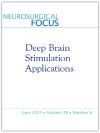 Cover Volume null: Issue null: Neurosurgical Focus