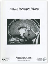 Journal of Neurosurgery: Pediatrics | pediatrics