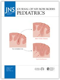 Cover Volume null: Issue null: Journal of Neurosurgery: Pediatrics