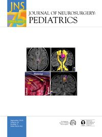 Journal of Neurosurgery: Pediatrics | pediatrics