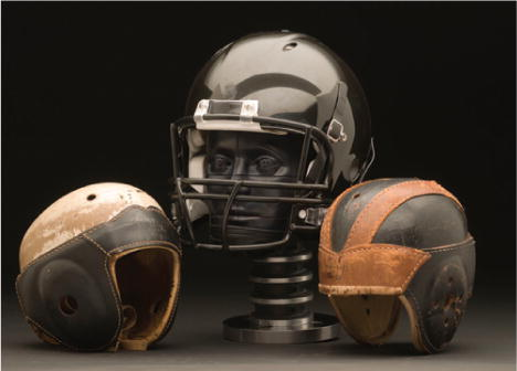 ec198fd3338 Impact test comparisons of 20th and 21st century American football ...