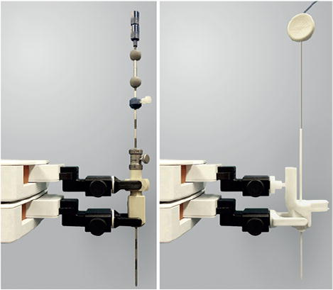 A novel miniature robotic guidance device for stereotactic
