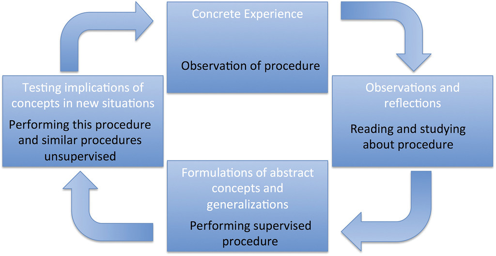 Neurosurgeon as educator: a review of principles of adult