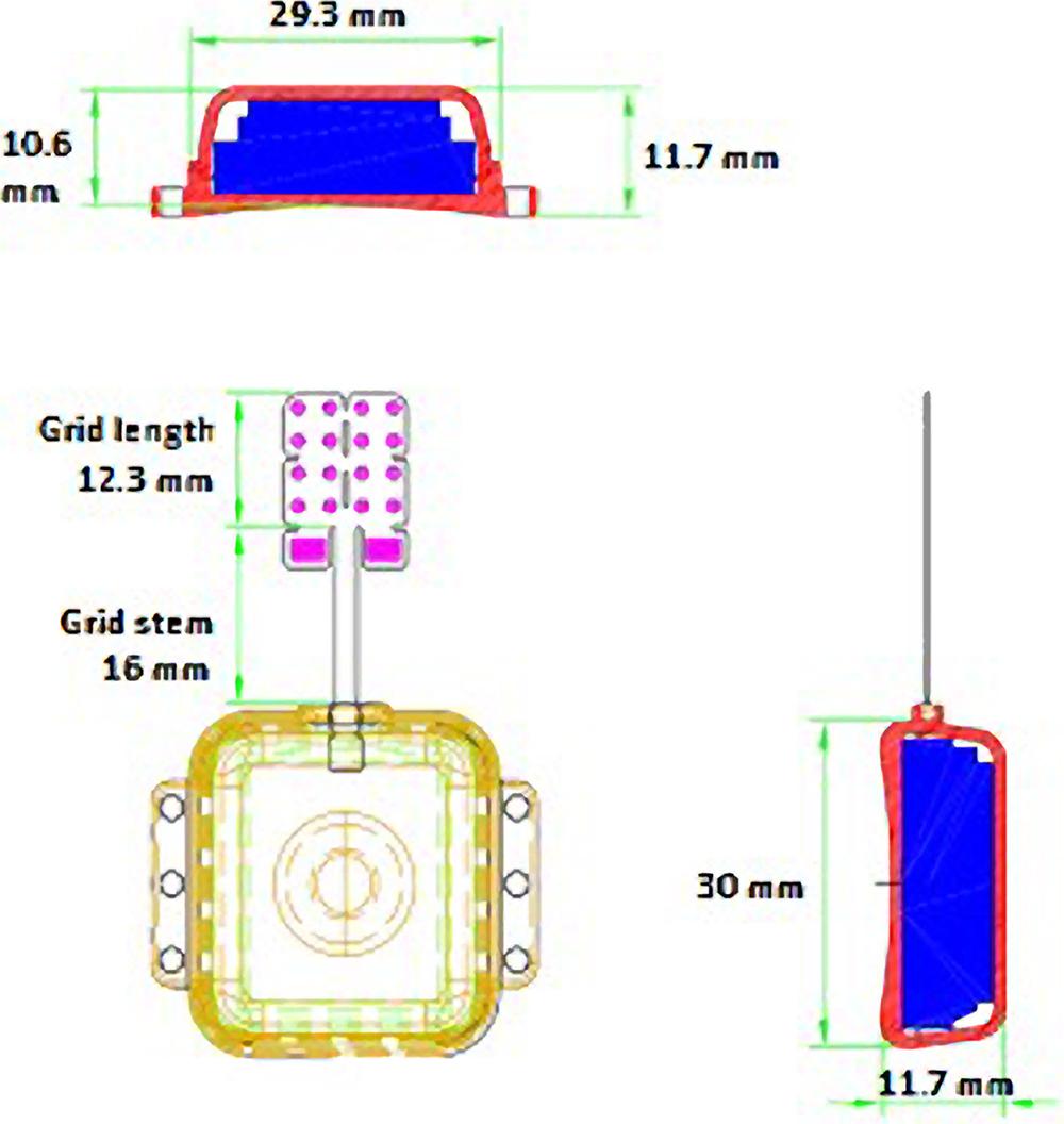 Eeg Machine Diagram Figure 2 Block Diagram Of