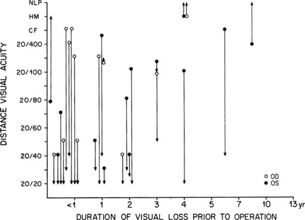 Loss And Recovery Of Vision With Suprasellar Meningiomas In Journal